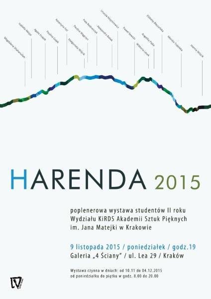 Wystawa Harenda 2015
