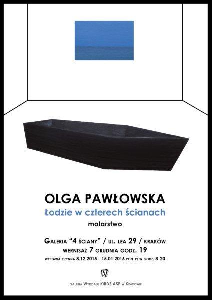 Wystawa Olgi Pawłowskiej
