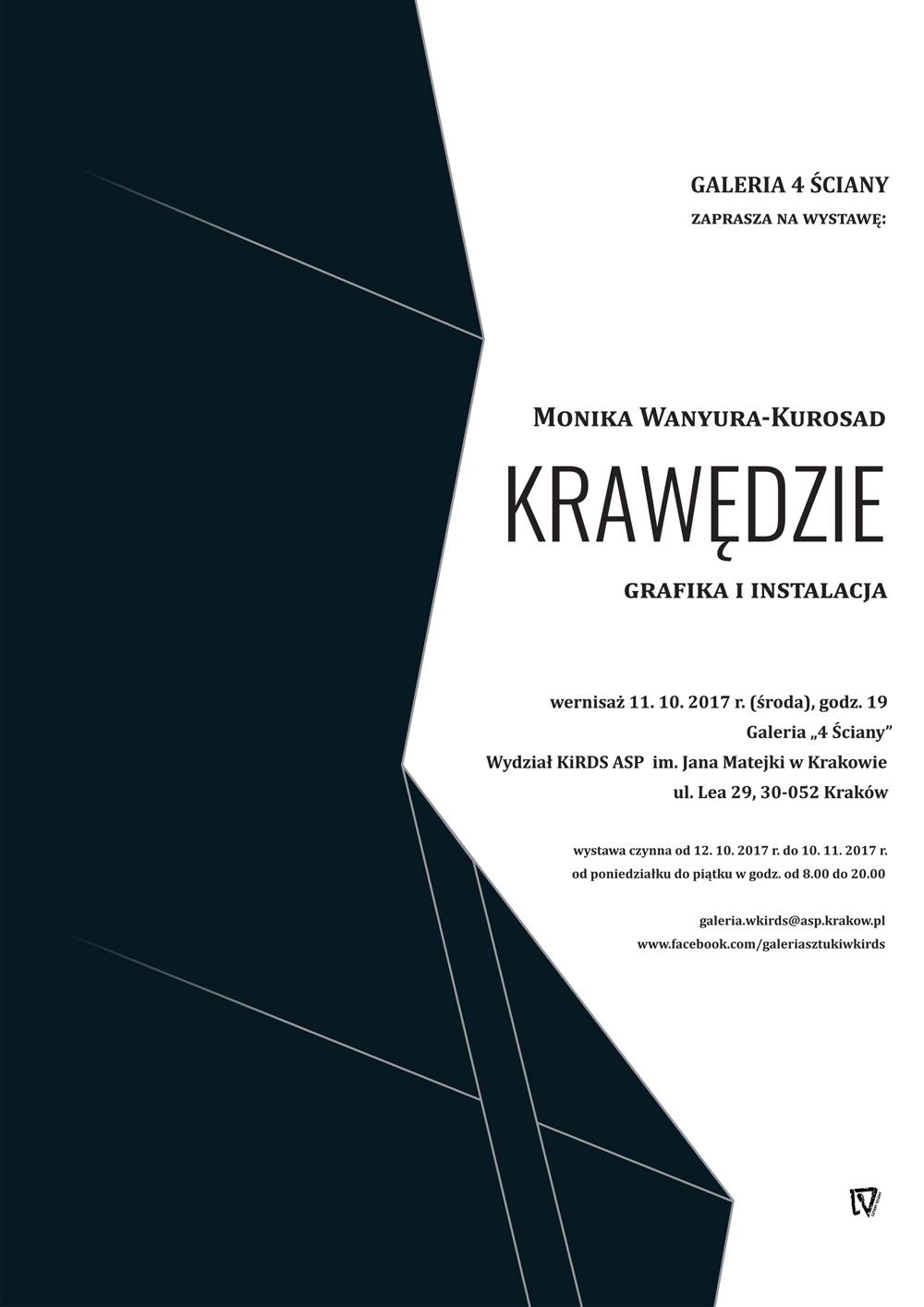 Wystawa Moniki Wanyura-Kurosad
