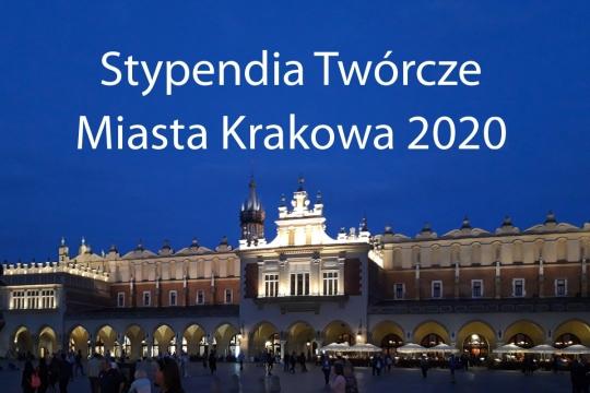 Stypendia Twórcze Miasta Krakowa 2020 – mamy laureatki!